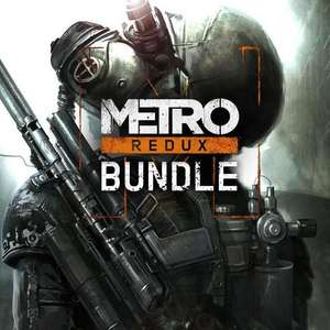 Metro Redux Bundle für 4,50€ [GMG] [Steam]