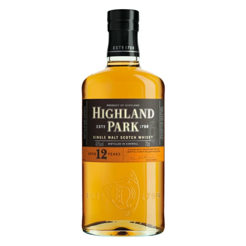 Highland Park 12 Single Malt Whisky [real,-]