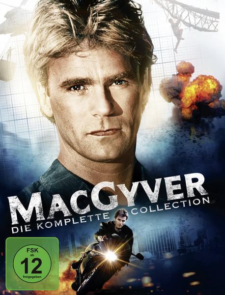 MacGyver - Die komplette Collection (DVD) für 28,69€ & A-Team - Die komplette Serie (DVD) für 27,05€ (Thalia)