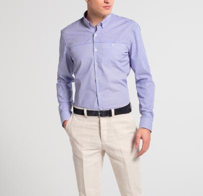 3 Slim Fit oder Super Slim Hemden für 99€ bei Eterna