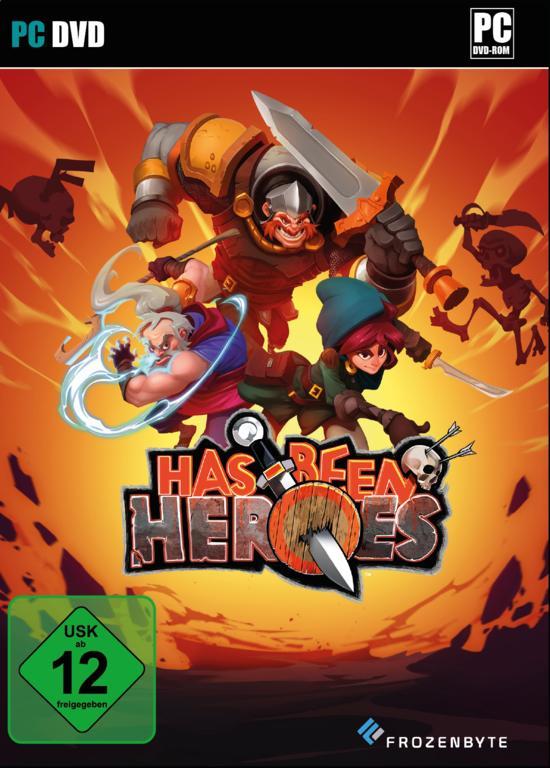 Has-Been Heroes (PC) für 1,96€ (GameStop)