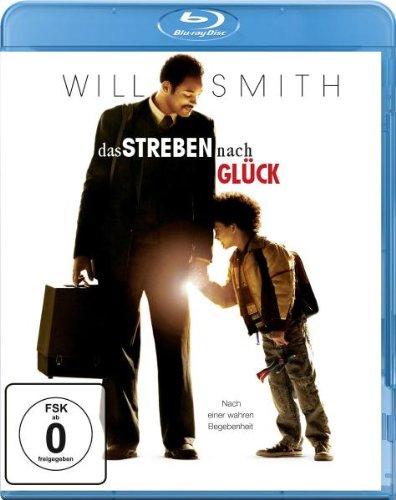 Das Streben nach Glück (Blu-ray) für 4,91€ (Dodax)