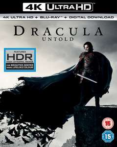 Van Helsing (4K Ultra HD + Blu-ray + Digital Download) & Dracula Untold (4K Ultra HD + Blu-ray + Digital Download) für je 10,30€ (Zoom.co.uk)