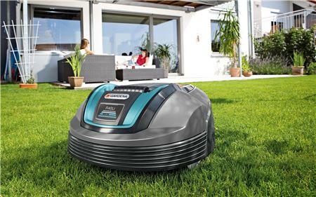 [Garten-XXL] Gardena Mähroboter R50Li für Flächen bis 500qm mit 10% Gutschein. Für schönen Rasen mit weniger Arbeit.
