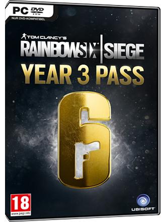[Uplay] Rainbow Six Siege - Year 3 Pass