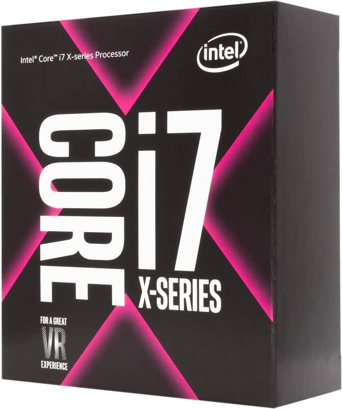 Intel Core i7 7820x 8-Kern CPU Sockel 2066 X299