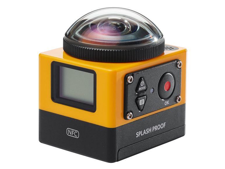 [Lidl Online] Kodak Pixpro SP 360 - 360° Kamera mit Extreme Paket