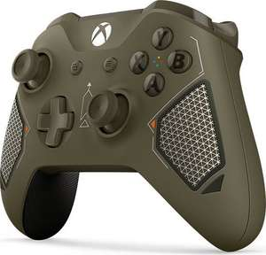 Xbox One S Controller Combat Tech (o.a.) + Halo Wars 2 für 49,99€ [Microsoft Store ES]