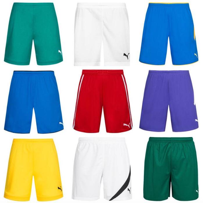 64 verschiedene Shorts Modelle von Puma für jew. 6,99€
