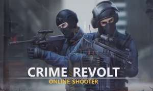 Crime Revolt - Kostenfrei im PlayStore / IOS (Counter Strike Mobile)