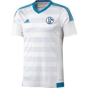 Trikot Sale --- Schalke Trikots Saison 17/18 / Auswärtstrikot / Langarmtrikot