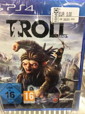 Lokal Nürnberg Troll and i Ps4