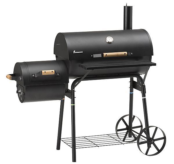 [lokal Marktkauf] Landmann Smoker Tennessee 200