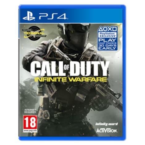 Call of Duty: Infinite Warfare (PS4 & Xbox One) für je 7,95€ (Game UK)