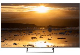 SONY KD-65XE8577, 164 cm (65 Zoll), UHD 4K, SMART TV, LED TV, 1000 Hz, DVB-T2 HD, DVB-C, DVB-S, DVB-S2 + Sony PlayStation 4 Slim