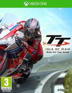 TT Isle of Man: Ride on the Edge (Xbox One & PS4) für je 28,40€ (ShopTo)