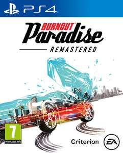 Burnout Paradise Remastered (PS4 & Xbox One) für je 20,66€ (ShopTo & Base.com)