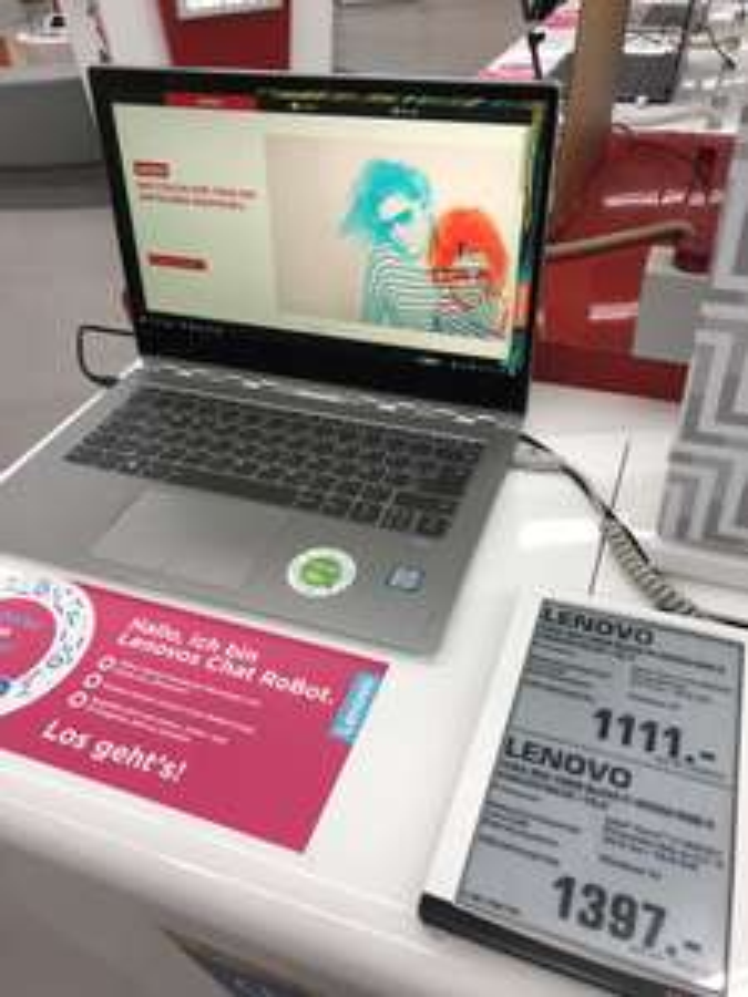 Lokal Saturn Hamburg Sammeldeal Lenovo Angebote Yoga Notebooks und Desktops