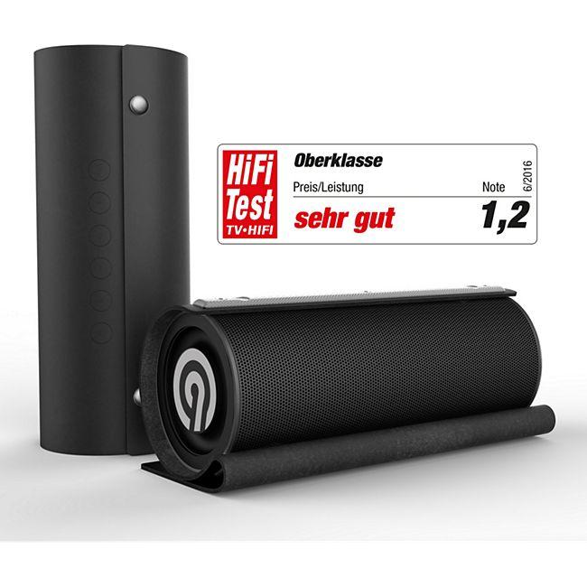 NINETEC Impulse 20 Watt Bluetooth NFC AUX Speaker Lautsprecher 3D-Sound