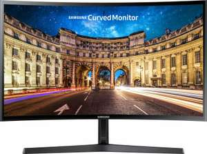 "Monitor 27"" Samsung C27F398F -  Full HD VA, Freesync, 4 ms, D-Sub, HDMI, DisplayPort, Curved (Amazon)"