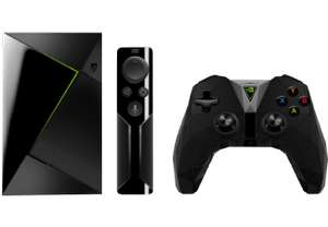 Nvidia Shield TV Media Streaming Player (16 GB, inkl. Fernbedienung & Shield Controller) für 188€ & NVIDIA SHIELD TV inkl. Fernbedienung für 149 versandkostenfrei (Saturn)