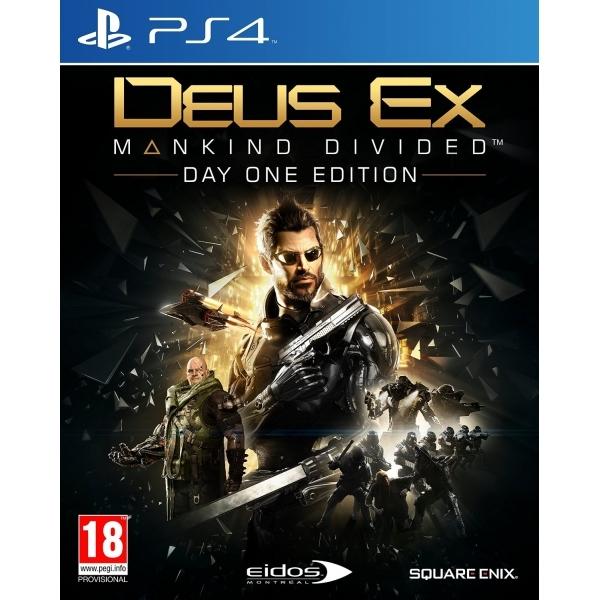 Deus Ex Mankind Divided (PS4) für 5,98€