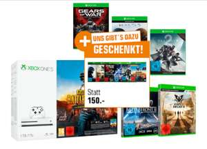 MICROSOFT Xbox One S 1TB Konsole - Action Bundle 2018 für 239€