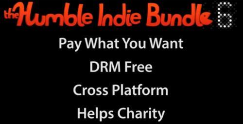 Humble Indie Bundle 6 (Torchlight, Rochard, Vessel, Shatter, SPAZ, Dustforce)