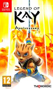 Legend of Kay: Anniversary (Switch)