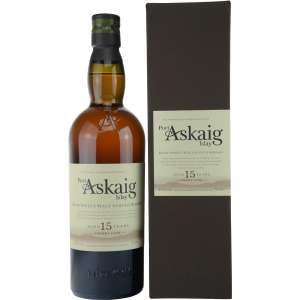 Port Askaig 15 Jahre First Fill Sherry Butts (Islay Single Malt Whisky)