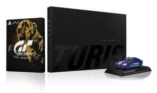 Gran Turismo Sport Collectors Edition (PS4) für 34€ (Shopto)