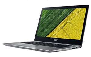"[Amazon.fr] Acer Swift 3 SF314-52G-55PA 14"" Full-HD IPS grau (Intel Core i5-7200U, 4gb RAM, 128gb SSD, NVIDIA GeForce MX150, 1.7kg Gewicht, Windows 10)"