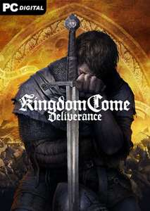 Kingdom Come: Deliverance (Steam) für 21,65€ (CDKeys & Instant Gaming)