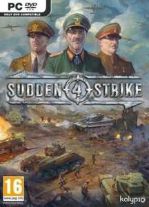 STEAM KEY: Sudden Strike 4 für PC / MAC