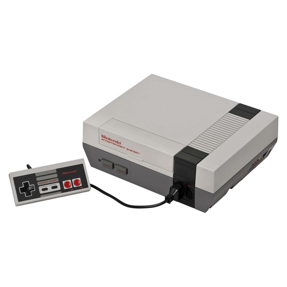 (Schweiz) Nintendo Classic Mini: Nintendo Entertainment System