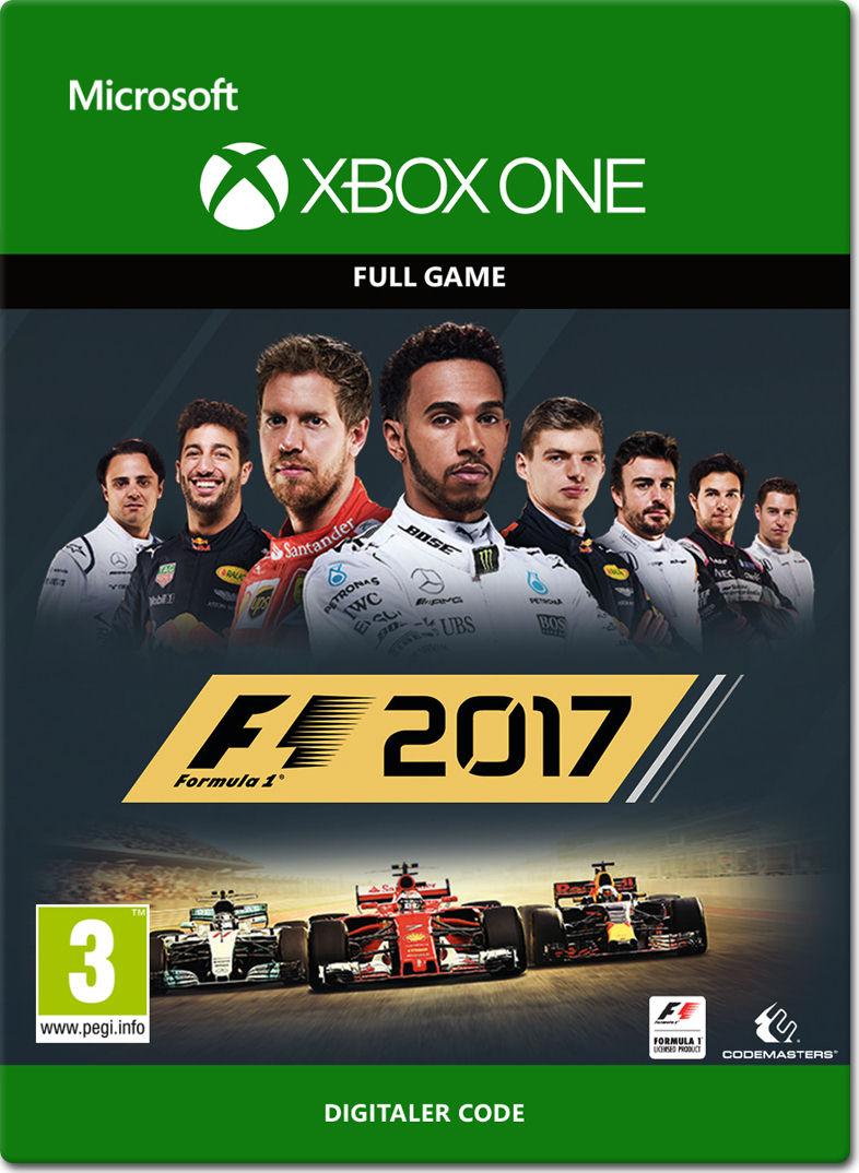 F1 2017 (Xbox One) für 9,81€ (Xbox Store TR VPN Xbox Live Gold)