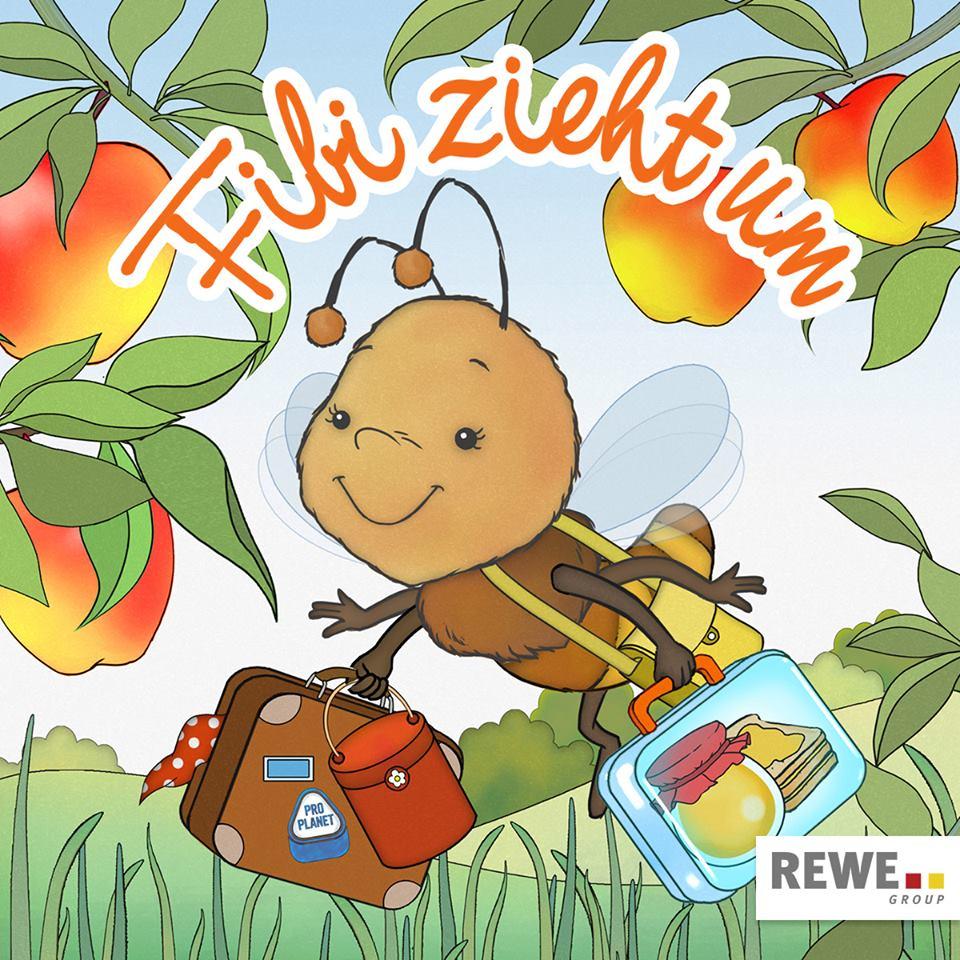 "[Rewe / Penny] ""Fibi zieht um"" - kostenloses Kinderbuch"