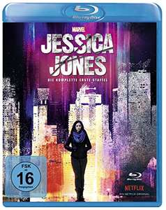Marvel's Jessica Jones - Staffel 1 (Blu-ray) für 14,99€ (Amazon Prime)