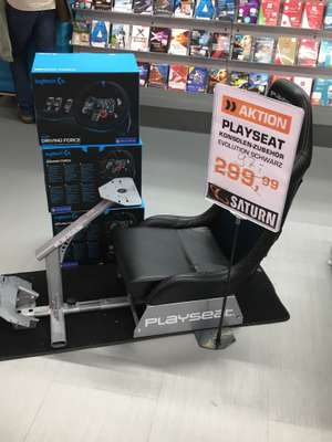 [Lokal] Aachen Saturn PLAYSEAT PS3 + PS4