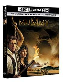 Die Mumie (4K Ultra HD + Blu-ray + Digital Download) & Lone Survivor (4K Ultra HD + Blu-ray + Digital Download) für je 10,30€ (Zoom.co.uk)