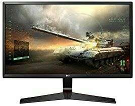 "Monitor 24"" LG 24MP59G-P - Full HD IPS, 75 Hz, Gaming Features, Freesync, HDMI, DisplayPort (Amazon.co.uk)"