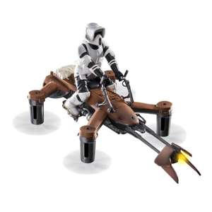 Propel Star Wars Collector's Edition u.a. High Performance 74-Z Speeder Bike Battling Quadcopter Drohne