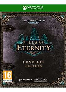 Pillars of Eternity Complete Edition (Xbox One) für 18,59€ (Base.com)