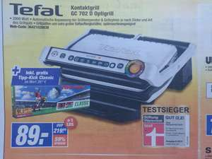 Tefal Optigrill GC 702 D inkl. Tipp-Kick