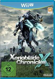 Xenoblade Chronicles X (Wii U) für 19,19€ (4u2play Rakuten)
