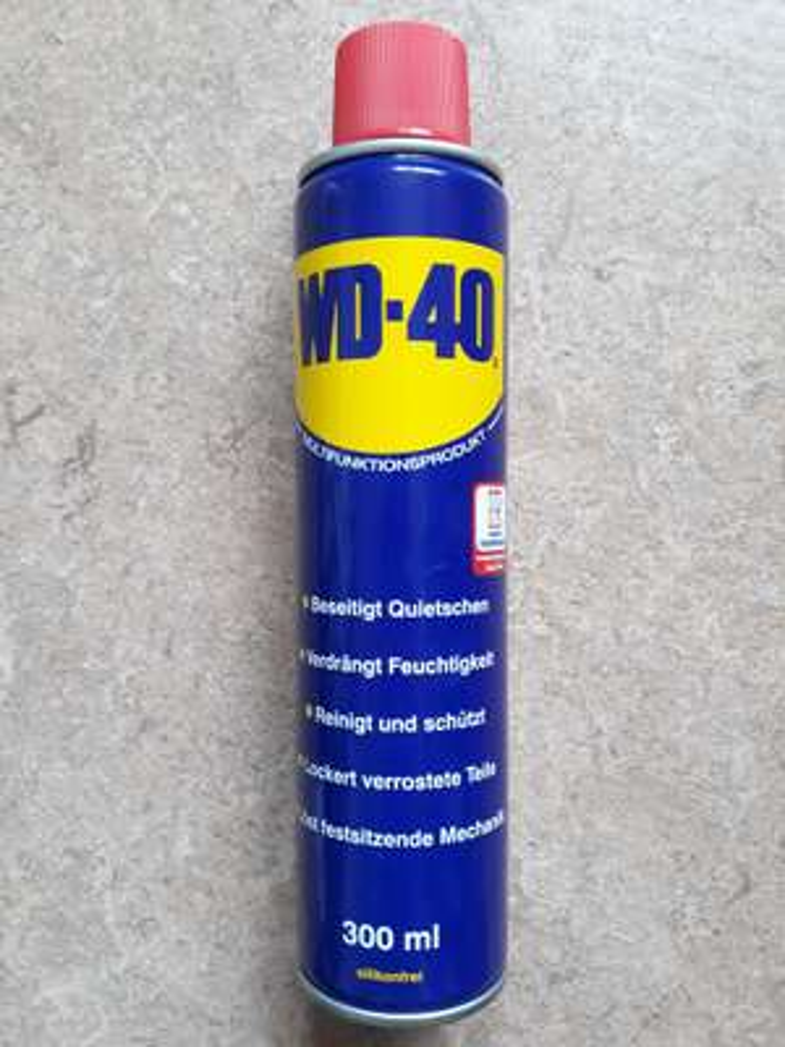 [LOKAL NEUBRANDENBURG] Aldi Nord WD-40 Multifunktionsöl 300 ml