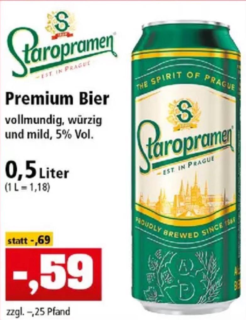 Staropramen    Premium Pilsner    0,5l    0,59€    [Thomas Philipps]