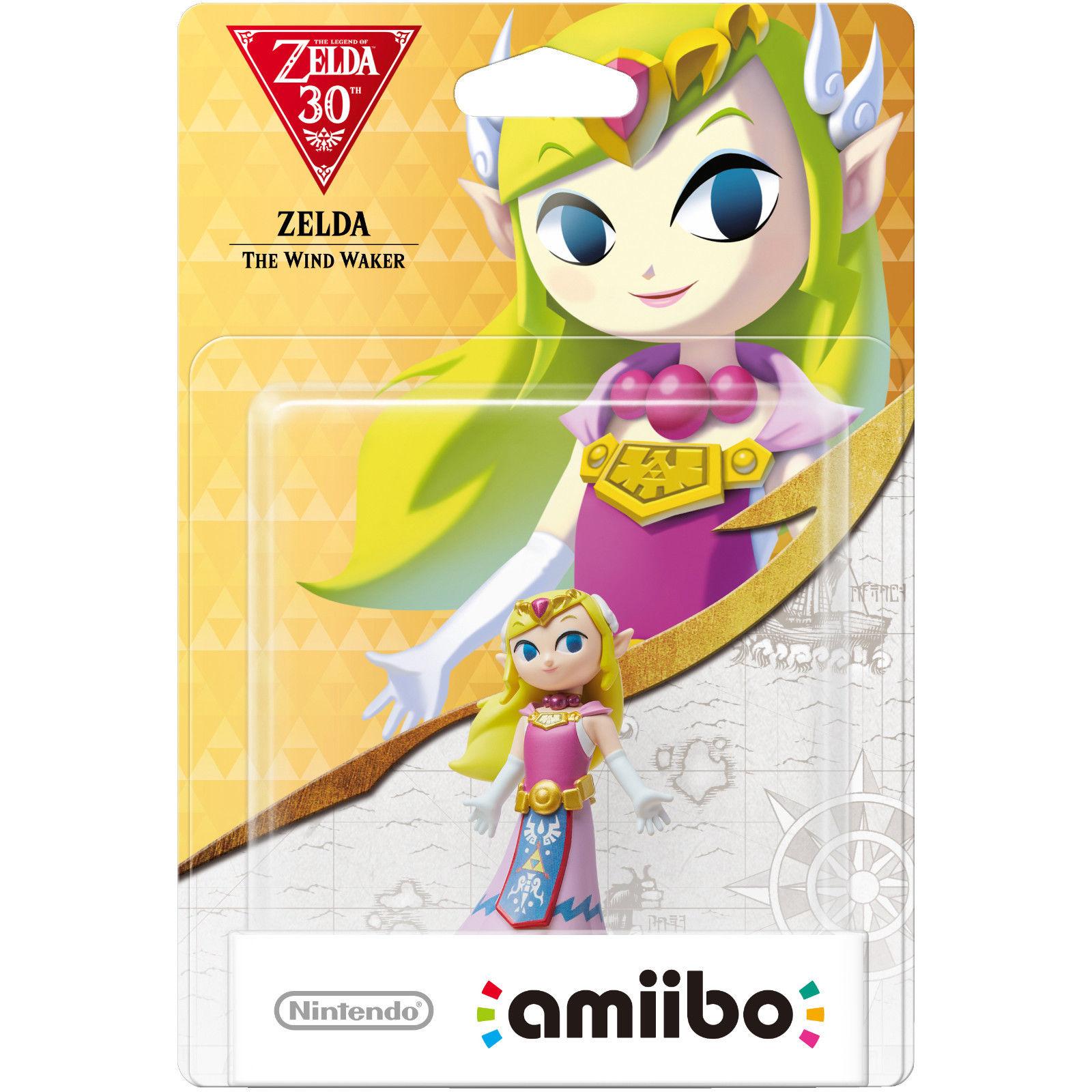 [MediaMarkt&ebay] Amiibo Toon Zelda The Legend Of Zelda: Wind Waker Collection