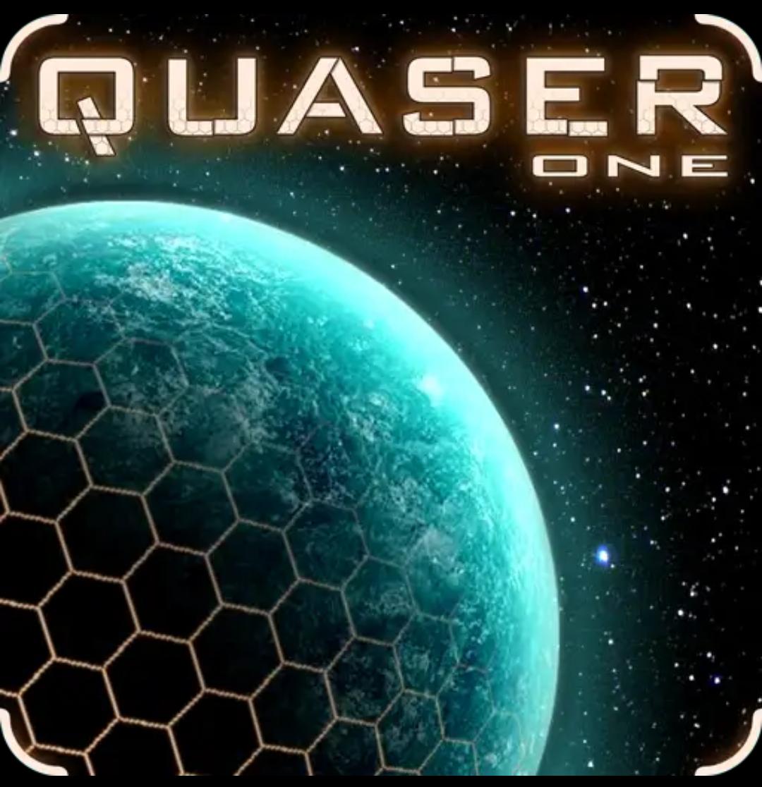 [Google Play Store] Quaser One - Weltraum-Survival-Spiel - kostenlos für Android