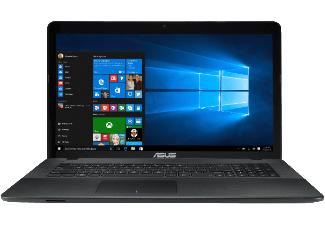 """ASUS R752NA-TY047T - Notebook mit 17.3"""" HD+ Display, Celeron Prozessor, 4 GB RAM, 500 GB HDD, HD-Grafik 500"""